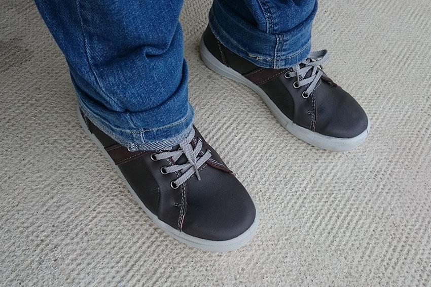 Chaussures de sécurité et chantier